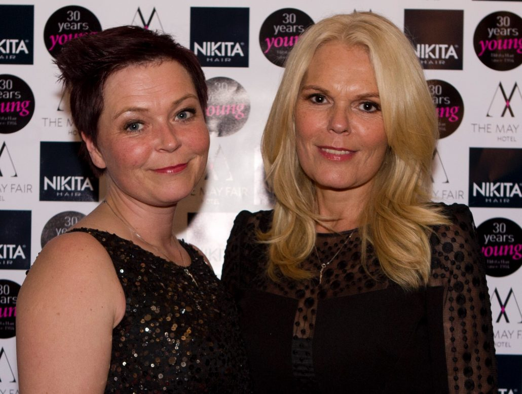 Linda og Inger Ellen